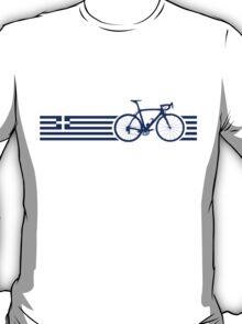 Bike Stripes Greece T-Shirt