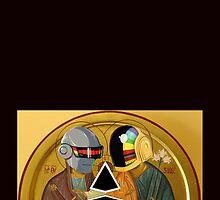 Holy Daft Punk! by FedeC