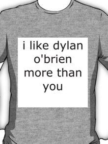Dylan O'Brien Love T-Shirt