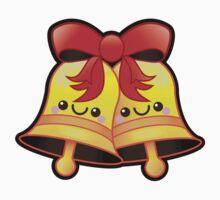 Cute Kawaii Christmas Jingle Bells Kids Clothes