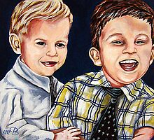 Brothers by Susan Bergstrom