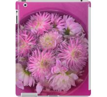 Pink For Breast Cancer Awareness iPad Case/Skin
