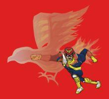 Falcon Punch! by kingsrock