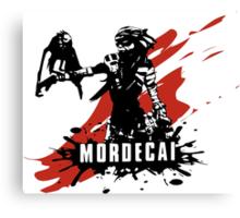 Mordecai Canvas Print