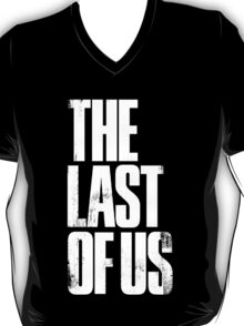 The Last of Us (Title) T-Shirt