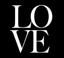 LOVE by cn ART