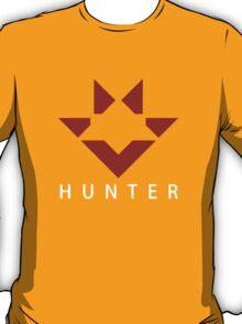 Hunter Emblem (Title) - Destiny T-Shirt
