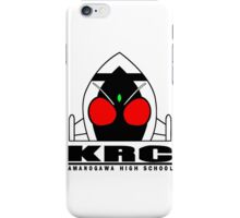 Kamen Rider Club iPhone Case/Skin