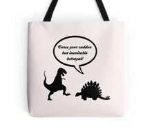 Curse your sudden but inevitable betrayal! Tote Bag