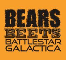 Bears, Beets, Battlestar Galactica - The Office T-Shirt