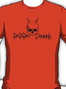 Pepper Death Devil T-Shirt