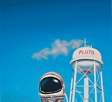 Pluto by scottlistfield