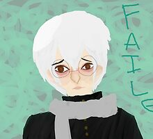 """""""I failed."""" by gon-freecss"""