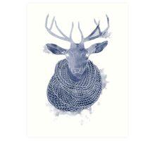 Woolen creature Art Print