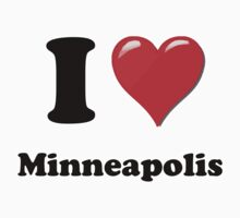 I Love Minneapolis by ColaBoy