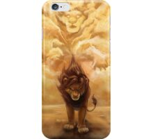 Simba - Kings of the Past iPhone Case/Skin