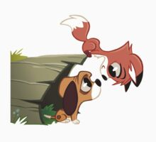 The Fox & The Hound - Todd and Copper Kids Clothes