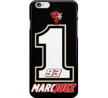 MarcMarquez!! iPhone Case/Skin