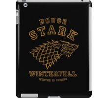 HOUSE STARK 1 iPad Case/Skin