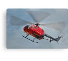 MBB BO-105 Air Ambulance  Metal Print