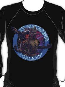 Groot and Rocket - Guardians of the Galaxy T-Shirt