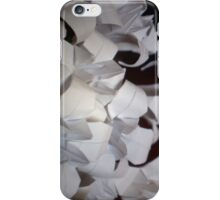 Substitute for a silent mouth of sorrow iPhone Case/Skin