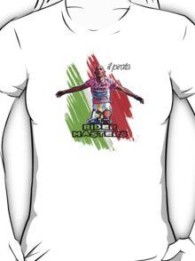 Marco Pantani Style - Italy -> Il Pirata (The Pirate) T-Shirt