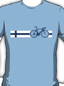 Bike Stripes Finland T-Shirt