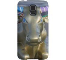 Let's Mooooooove Ahead Together, Ebrington, Derry Samsung Galaxy Case/Skin