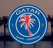 Qatar Saint-Germain by tanguyg
