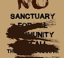TWD - NO SANCTUARY by WiseOut