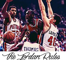 Jordan Rules by jyejames