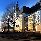 The village church of Sankt Peter am Wimberg II | architectural photography by Patrick Jobst