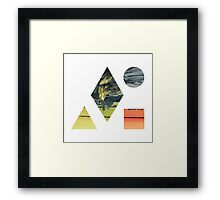 CLEAN BANDIT 2ND  Framed Print