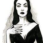 Vampira by jarofcomics