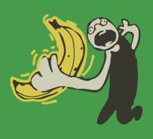Awesome Banana by 10pcrisps