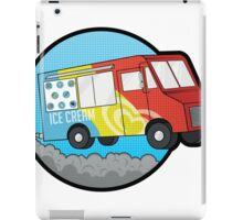 Ice Cream Truck iPad Case/Skin