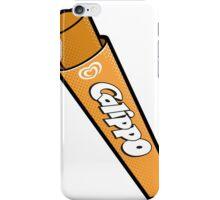 Orange Calippo iPhone Case/Skin