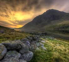 Tryfan By Morning by Darren Wilkes