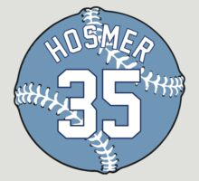 Eric Hosmer Baseball Design by canossagraphics