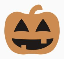 Happy Jack-O-Lantern Pumpkin Kids Clothes