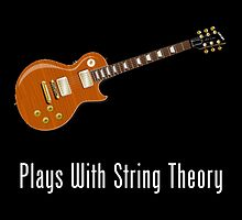 Plays With String Theory - Guitar Version by geeknirvana