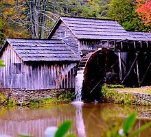 Mabry Mill by ScaryGary14