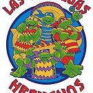 Los Tortugas Hermanos by zerobriant
