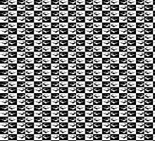 Ska Sunglasses Checks by mytshirtfort