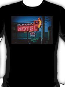 Motel Inn Color T-Shirt