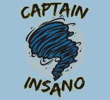 Captain Insano by MrPeterRossiter