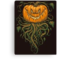 The Great Pumpkin King Canvas Print