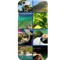 Collage/Postcard from Albania 4 - Travel Photography iPhone Case/Skin