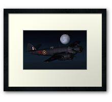 Bristol Beaufighter Nightfighter Framed Print